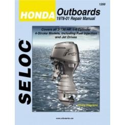 Honda 1978-2001 2.0-130hp