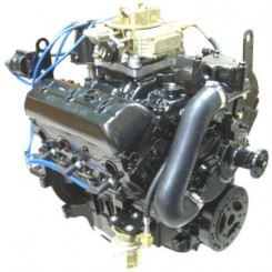 4,3L GM ENHANCED BASE MARINE ENGINE