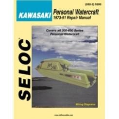 Kawasaki PWC 1973-1991