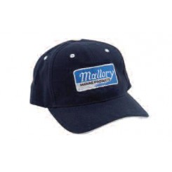 Mallory Marine Logo Cap 9-00050