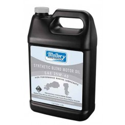 MALLORY SYNTHETIC BLEND 25W40 3,78L