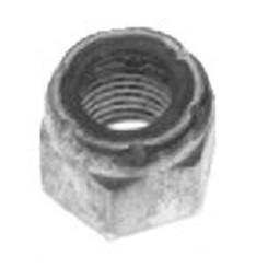 Møtrik, rustfrit stål Nylock 9-72003