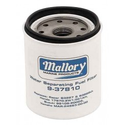 Outboard Fuel Water Separating Filters 9-37810