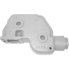 Riser-3'' Exhaust outlet 9-40556