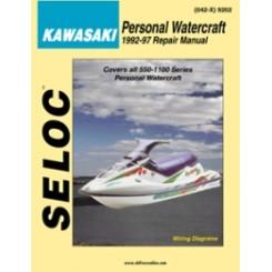 Servicehåndbog Kawasaki PWC 1992-1997