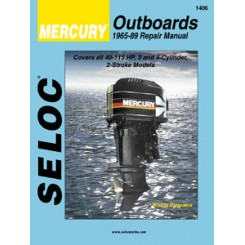 Servicehåndbog Mercury 1965-1989