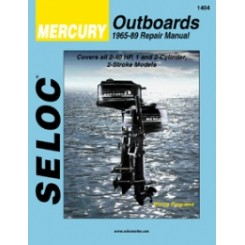 Servicehåndbog Mercury 1965-1989 9-01412