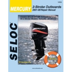 Servicehåndbog Mercury 2001-2009