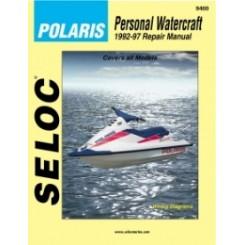 Servicehåndbog Polaris PWC 1992-1997