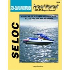 Servicehåndbog Sea-Doo PWC 1992-1997