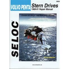 Servicehåndbog Volvo/Penta 1968-1991