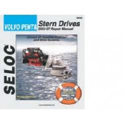 Servicehåndbog Volvo/Penta 2003-2007