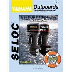 Servicehåndbog Yamaha 1984-1996