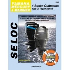 Servicehåndbog Yamaha 1995-2004