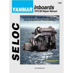 Servicehåndbog Yanmar 1975-1998