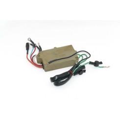 SWITCH BOX ASSY 40 HP 2 CYL 9-25105