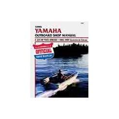 Yamaha 1984-1989
