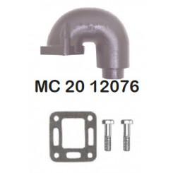 MERCRUISER ELBOW 3,0L 4 CYL