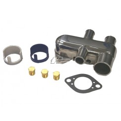 THERMOSTAT HOUSING STAINLESS STEEL